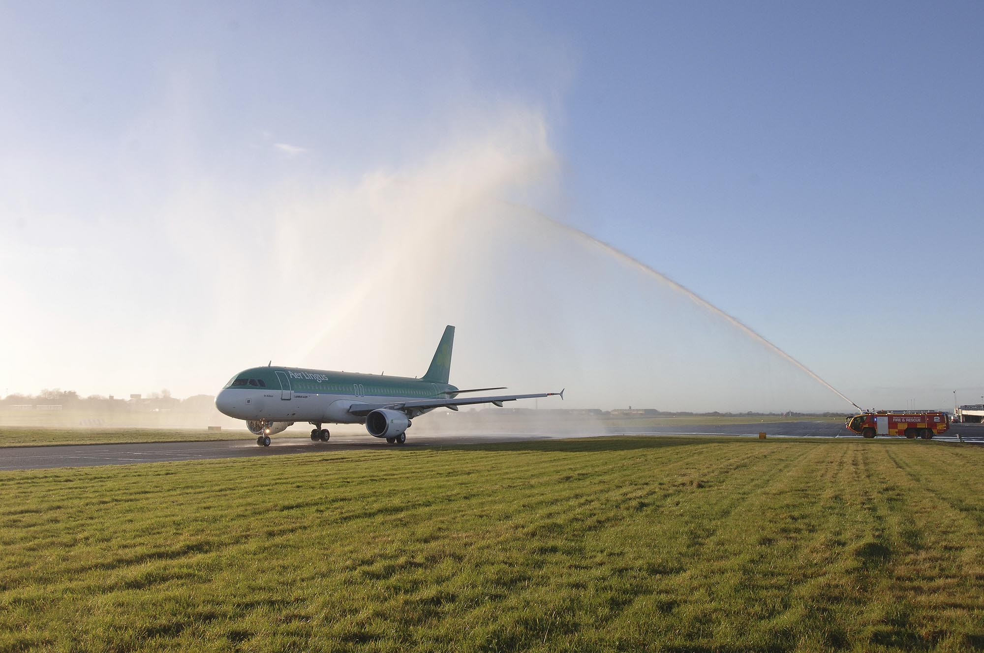 AER LINGUS TO CONNECT BELFAST WITH THE US AND CARIBBEAN VIA MANCHESTER, WITH FOUR NEW DIRECT TRANSATLANTIC ROUTES