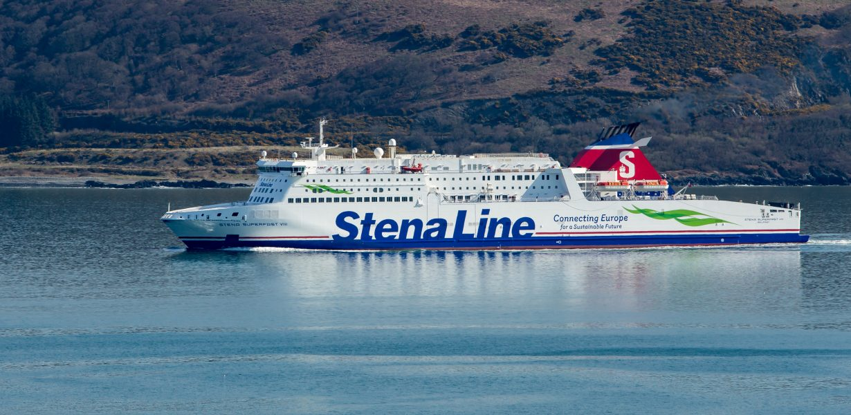 SAIL YOUR WAY TO A ROMANTIC BREAK WITH STENA LINE