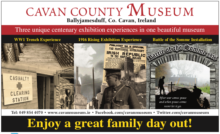 Cavan County Museum Teaches Us What Respect Is All About.