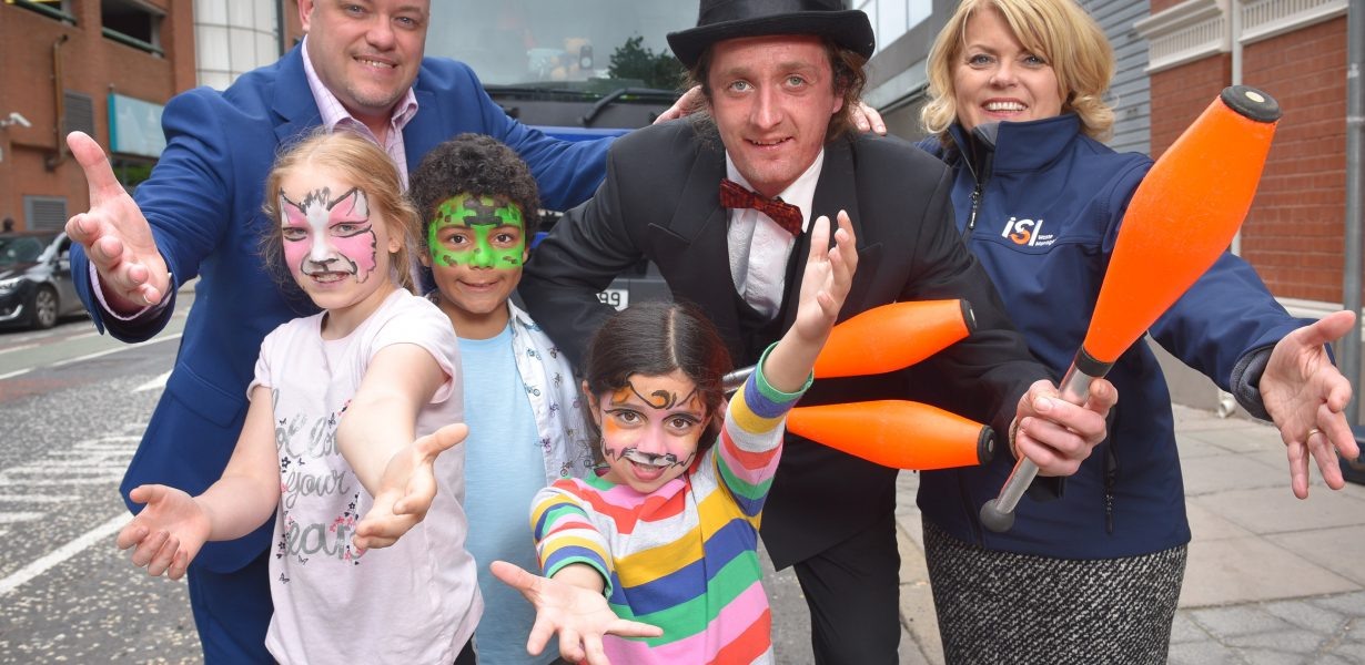 Belfast's Grand Opera House launches its second Family Festival!