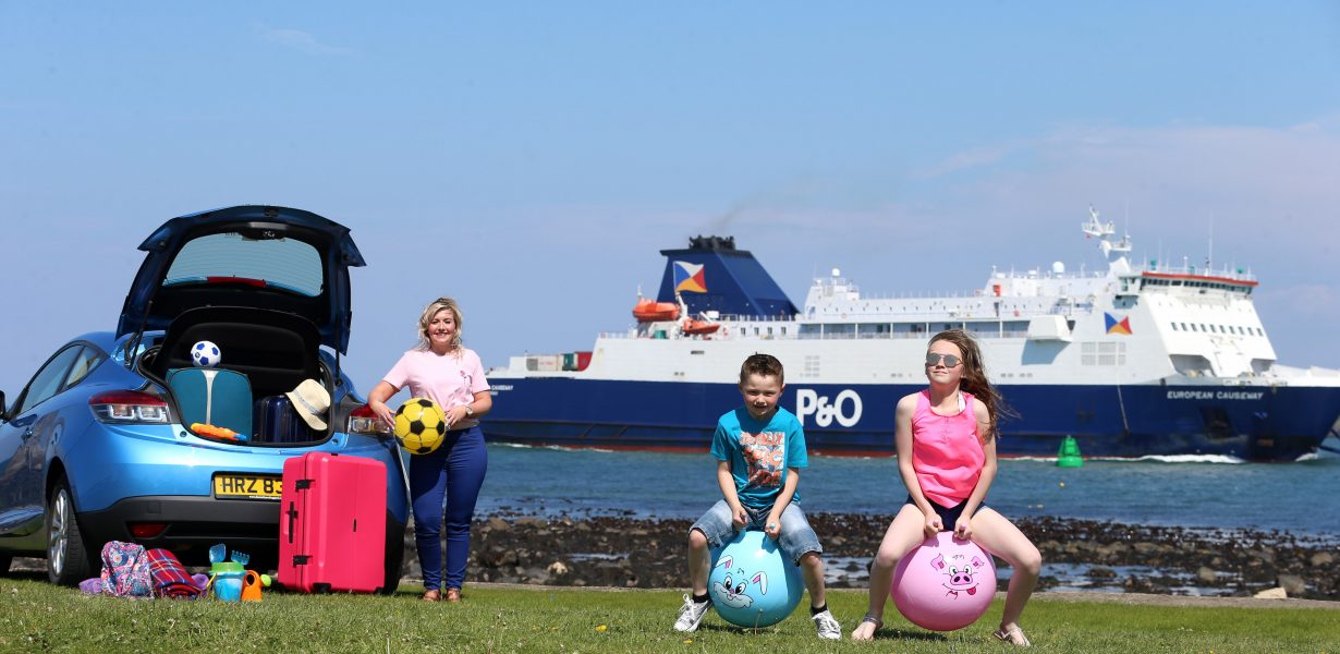 HOP ON BOARD FOR SIZZLING SUMMER OFFERS FROM P&O FERRIES