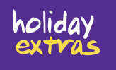 An image of Holiday Extras Logo