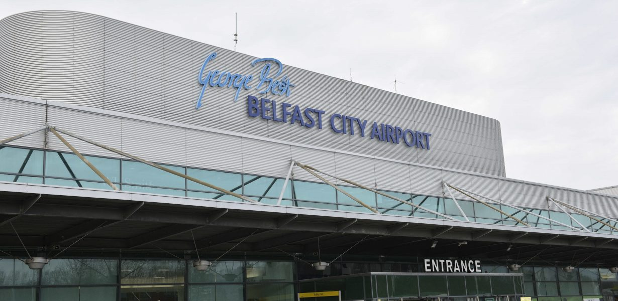 OPERATING PROFIT UP BY ALMOST 12% AT BELFAST CITY AIRPORT