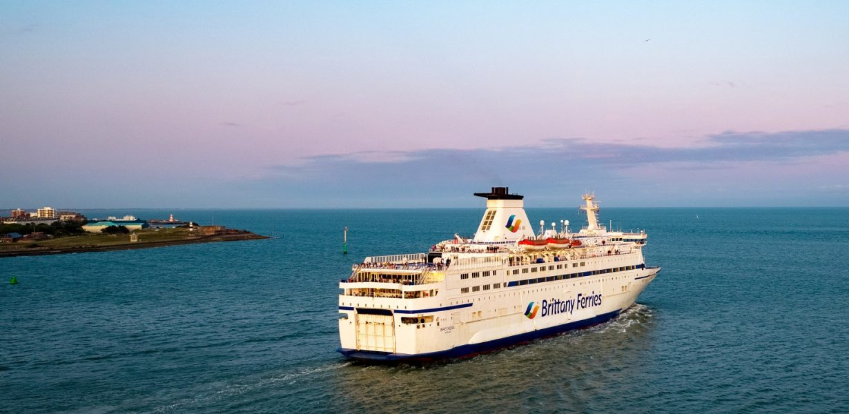 Book Early, Book Often with Brittany Ferries