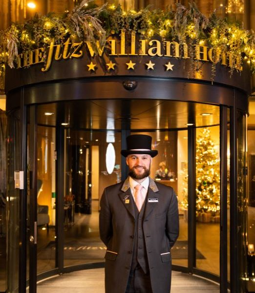 FESTIVE ESCAPE TO THE FIVE STAR FITZ