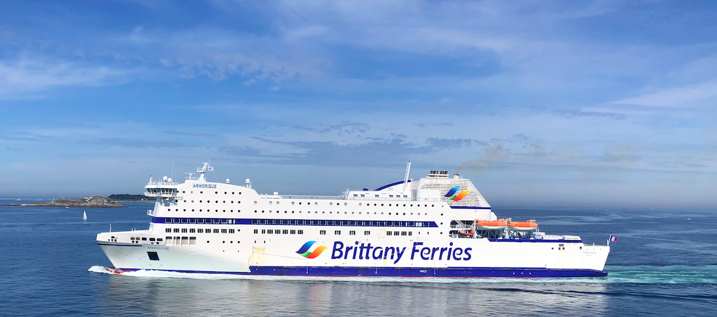 Freight keeps rolling on with Brittany Ferries