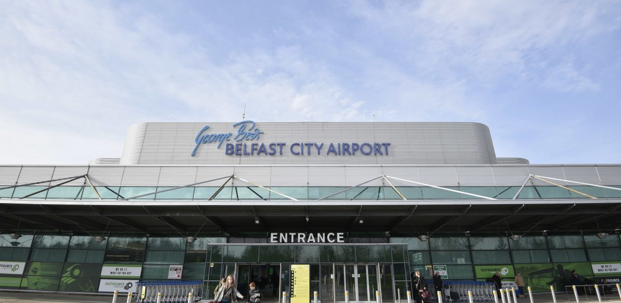 BELFAST CITY AIRPORT RETAINS 'VERY GOOD' ACCESSIBILITY  RATING FOR THIRD YEAR