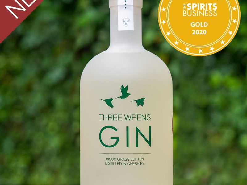 North West  Distillery Scoops Award For Its World-First Bison Grass Gin