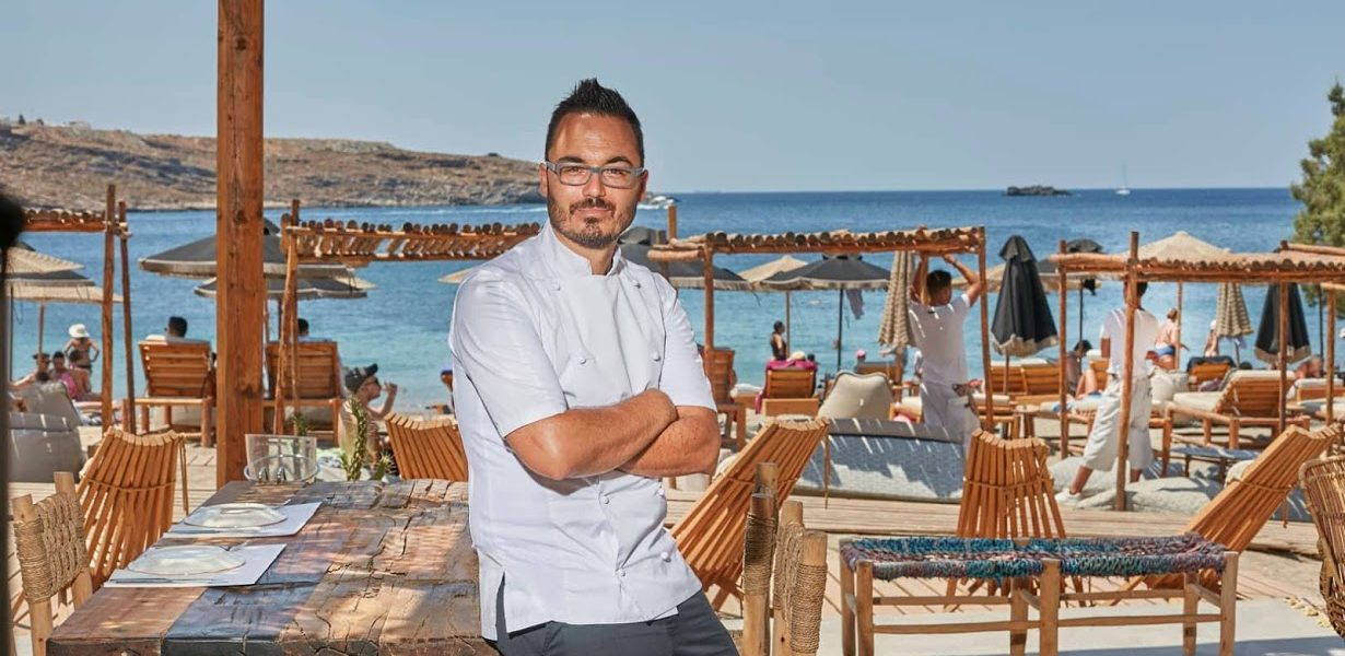 MarBella Collection Launches Greek Chefs Abroad: A Culinary Series