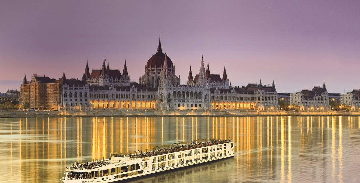 Scenic opens bookings for 2023 European river cruising programme ahead of schedule